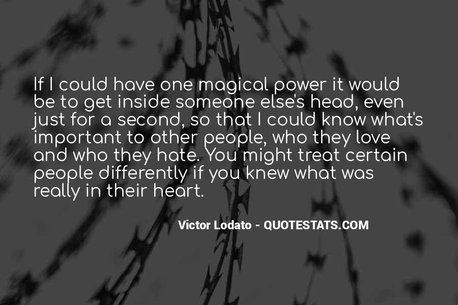 If I Could Love You Quotes #805018