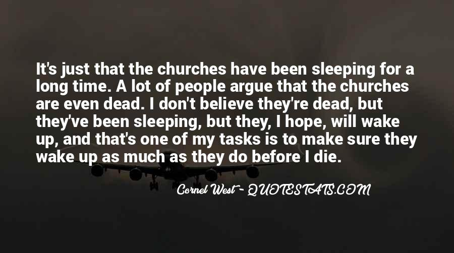 If I Die Before I Wake Quotes #1471001