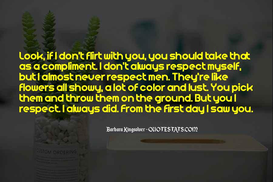 If I Don't Like You Quotes #692888