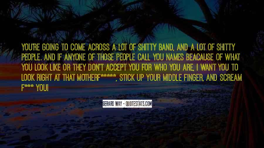 If I Don't Like You Quotes #875058