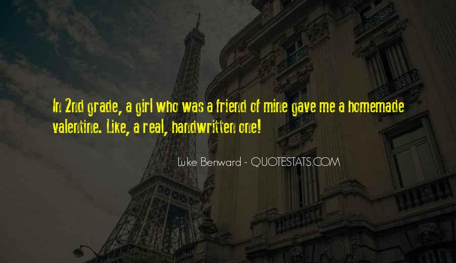 If I Had A Girl Like You Quotes #24648