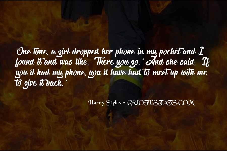 If I Had A Girl Like You Quotes #249725