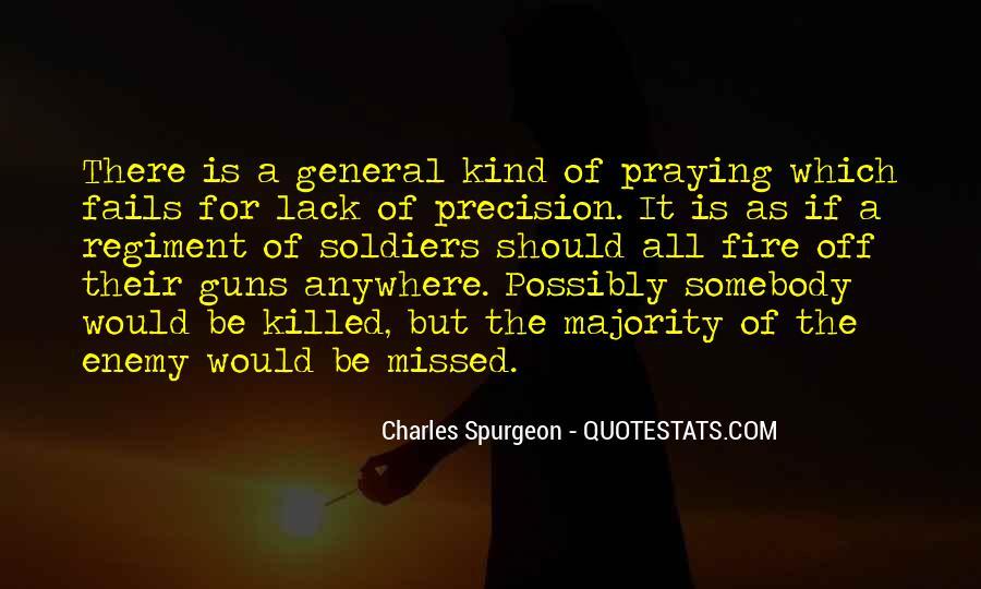 If I Had A Gun Quotes #1472