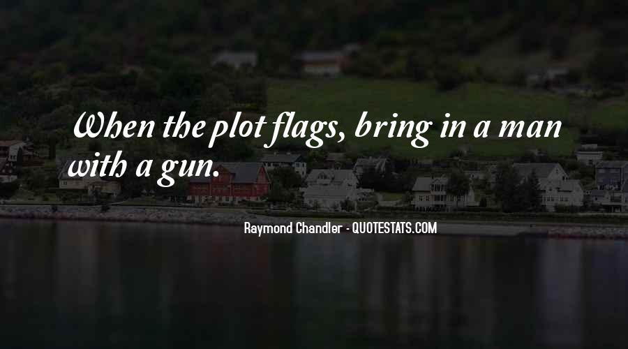 If I Had A Gun Quotes #24557