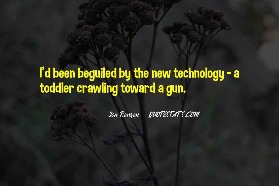 If I Had A Gun Quotes #828