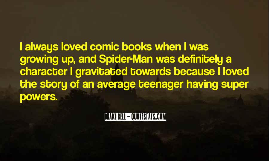 If I Had Super Powers Quotes #833380