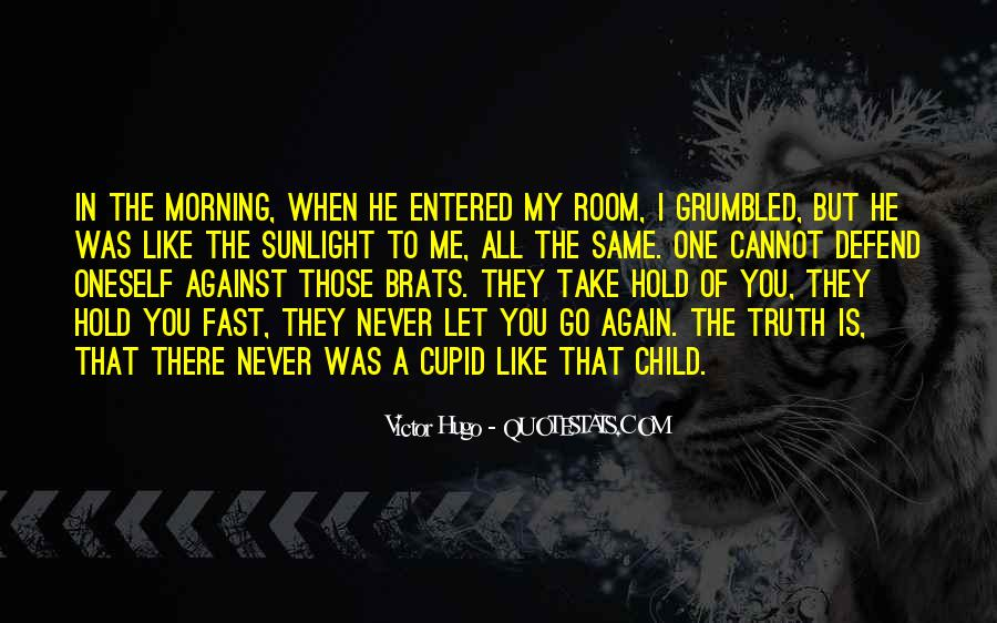 If I Were A Child Again Quotes #148349