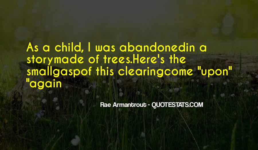 If I Were A Child Again Quotes #188533