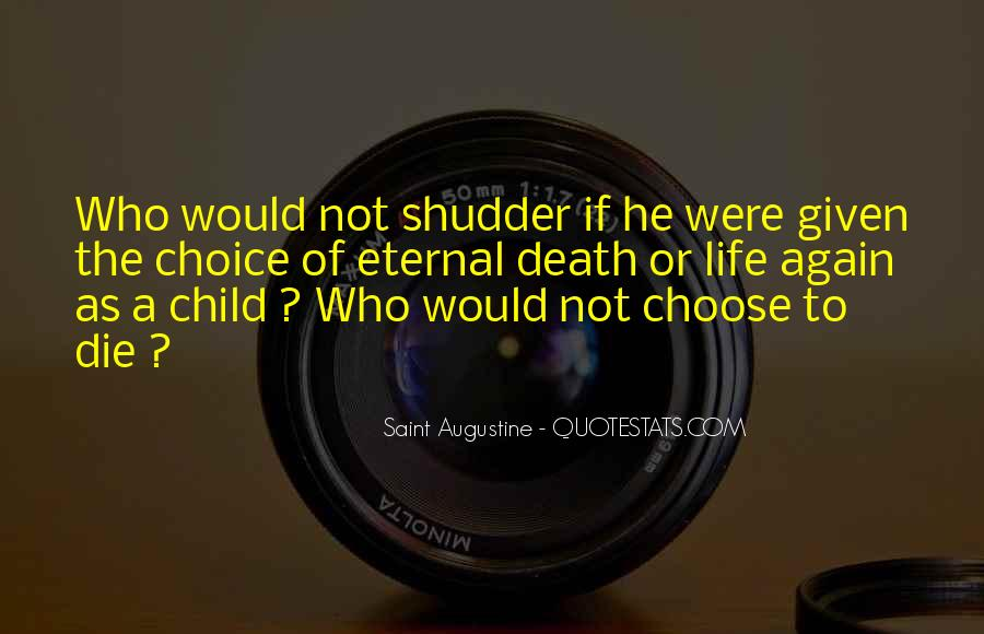 If I Were A Child Again Quotes #193471