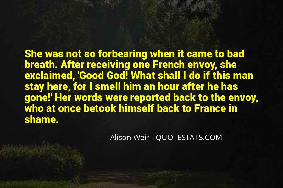 If I Were Gone Quotes #1379076