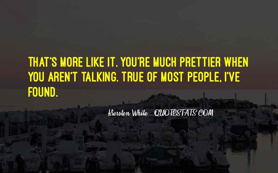If I Were Prettier Quotes #181293