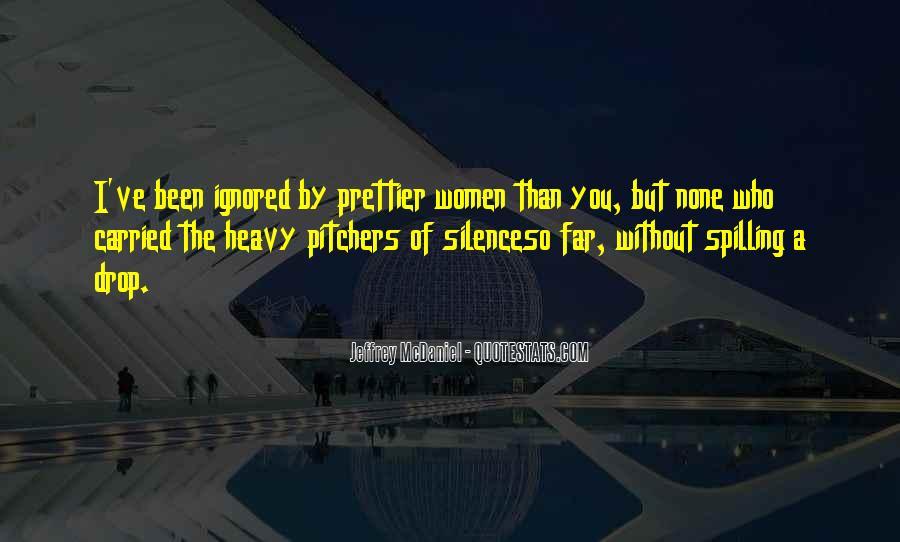 If I Were Prettier Quotes #20559
