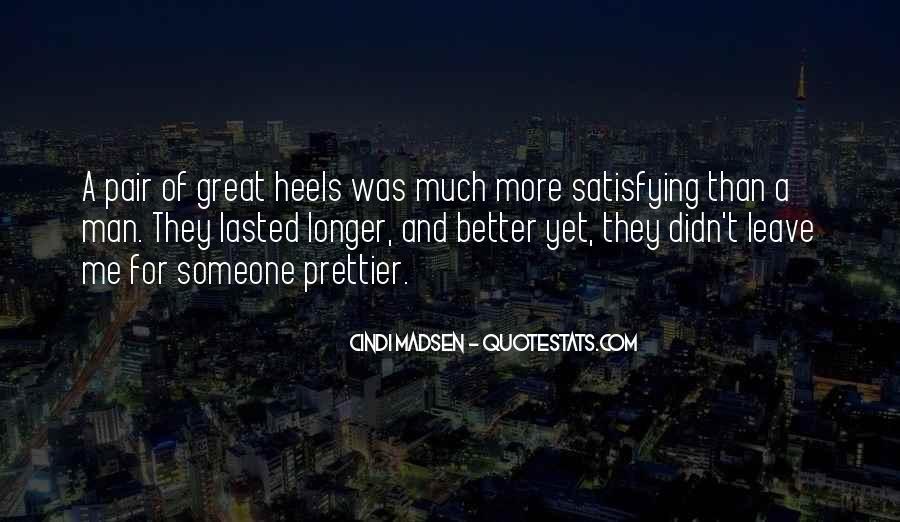 If I Were Prettier Quotes #228714