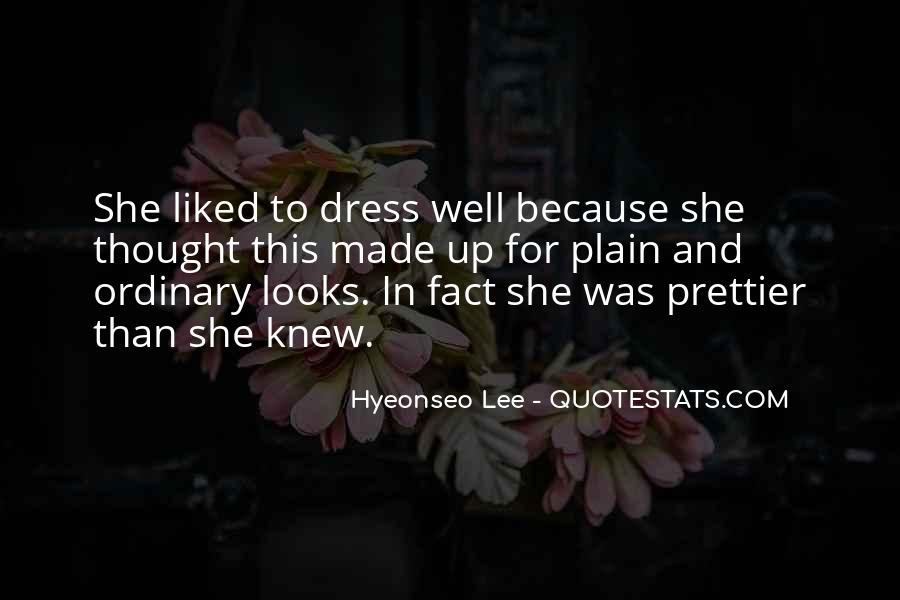 If I Were Prettier Quotes #307204