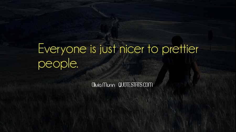 If I Were Prettier Quotes #442301