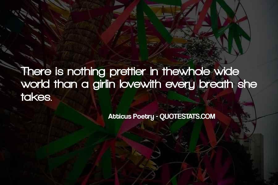 If I Were Prettier Quotes #551518