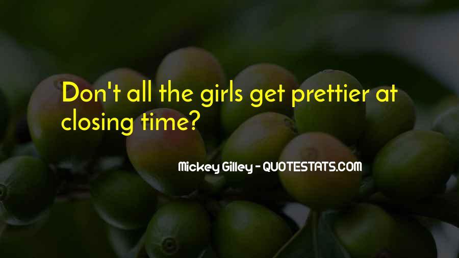 If I Were Prettier Quotes #587593