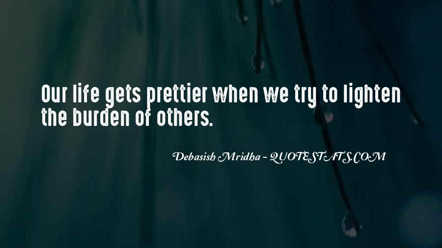 If I Were Prettier Quotes #821108