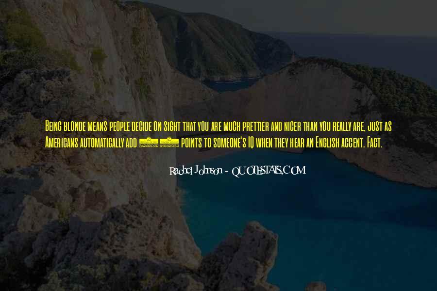 If I Were Prettier Quotes #92367