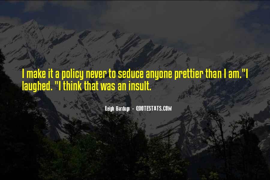 If I Were Prettier Quotes #945715