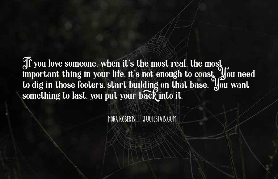 If It Real Love Quotes #1472353