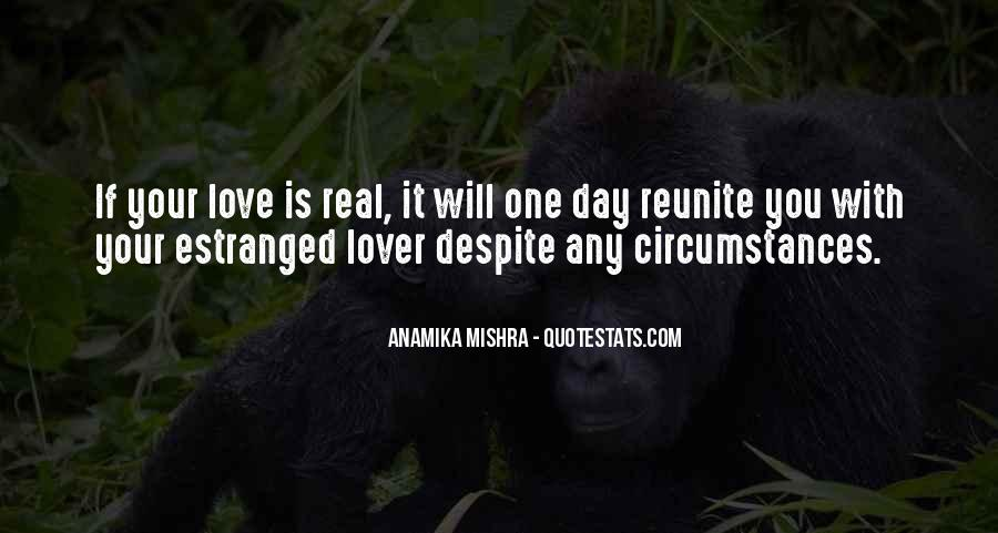 If It Real Love Quotes #738161