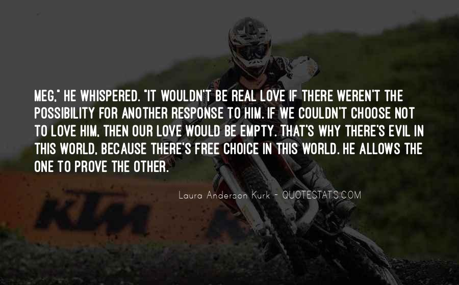 If It Real Love Quotes #97853