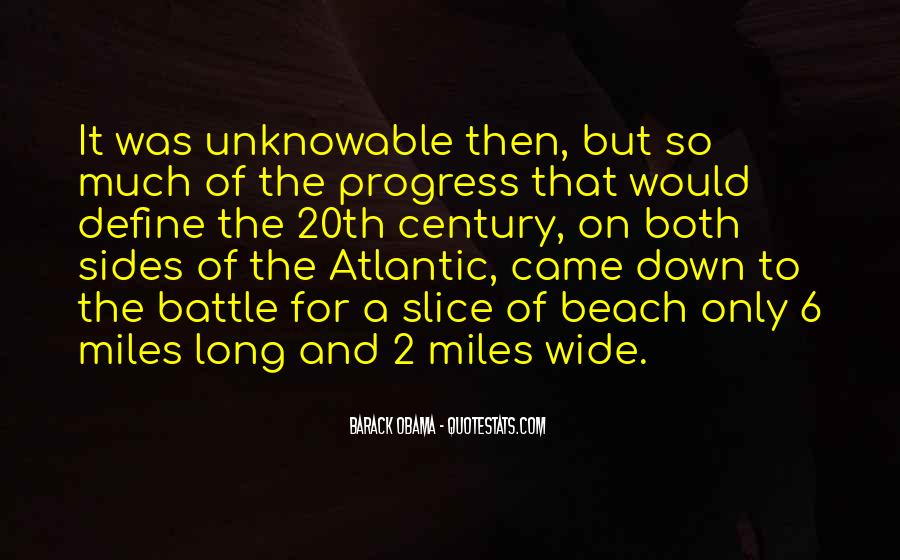 Quotes About The Battle Of The Atlantic #390359