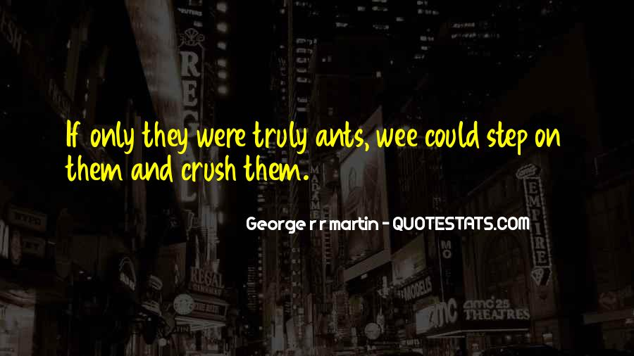 If Only Crush Quotes #344315