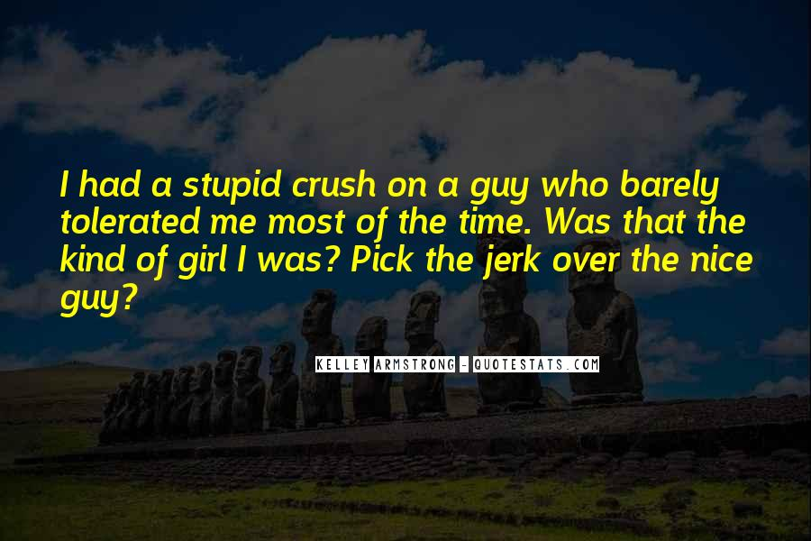 If Only Crush Quotes #43577