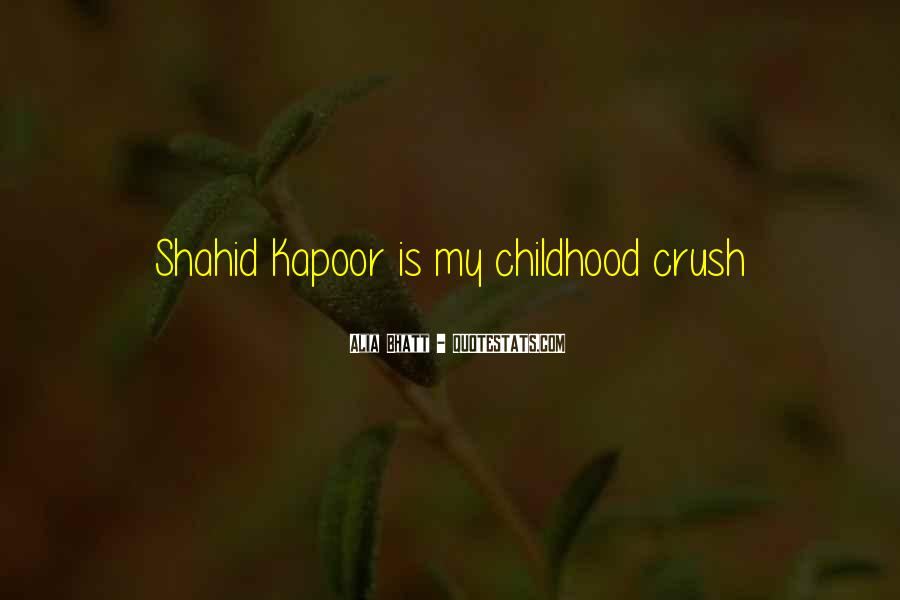 If Only Crush Quotes #81703