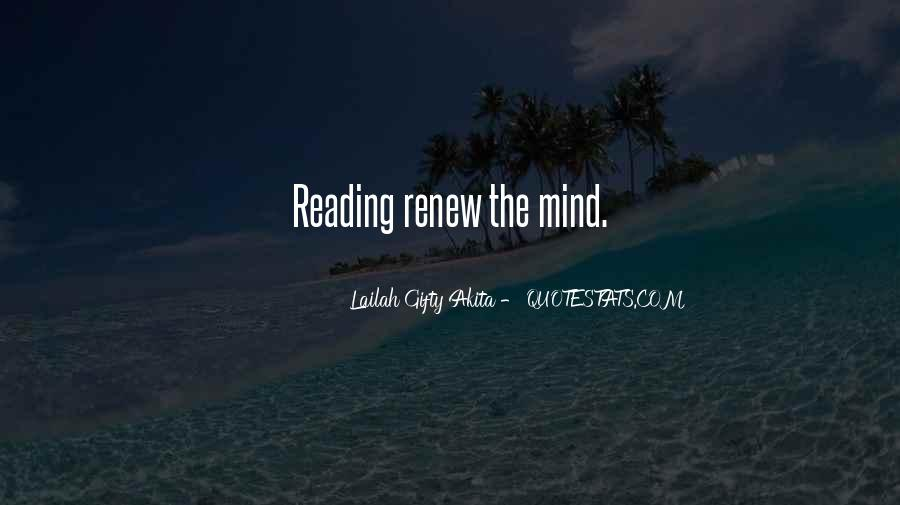 If Only I Can Read Your Mind Quotes #104980