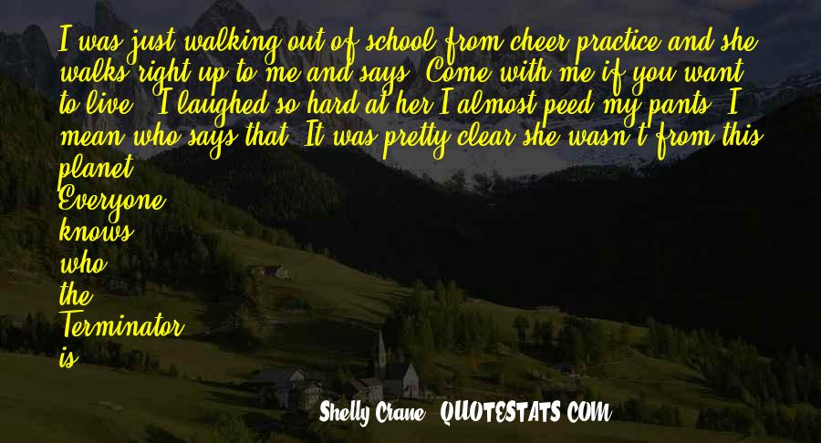 If She Is Quotes #102473