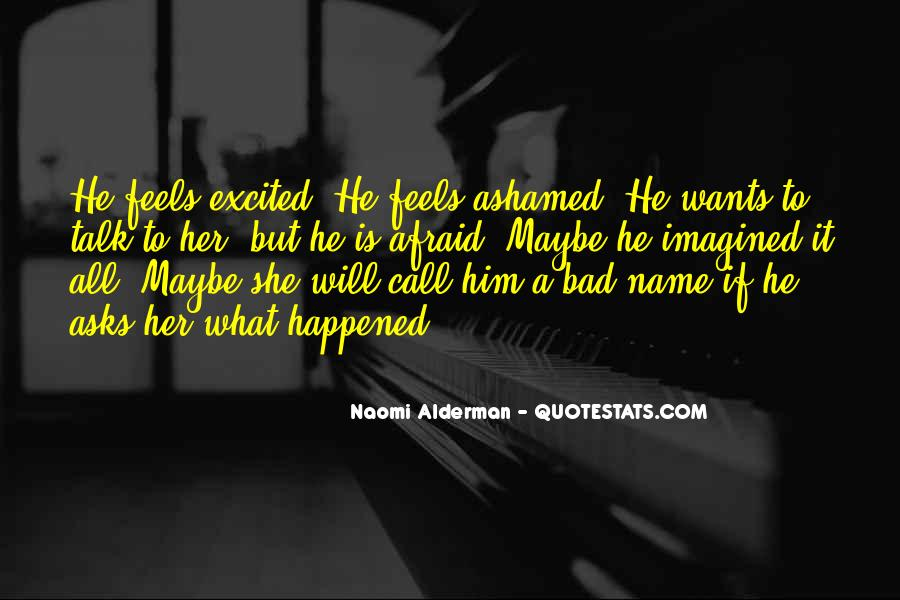 If She Is Quotes #18607