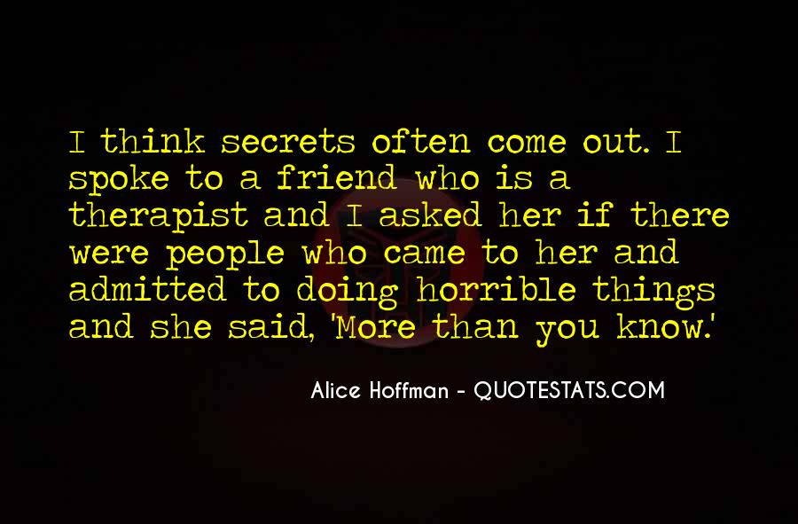 If She Is Quotes #30697