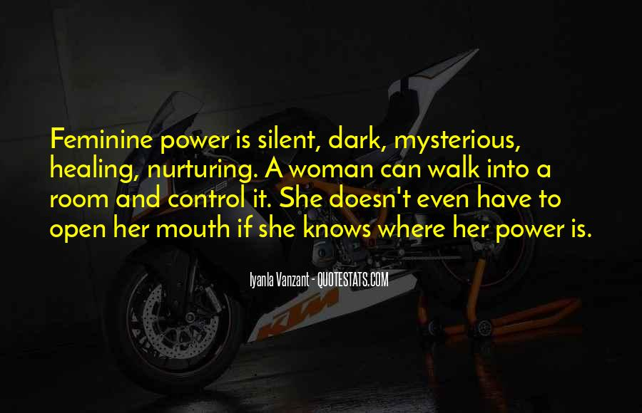 If She Is Quotes #57385