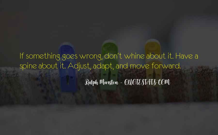 If Something Goes Wrong Quotes #1105505