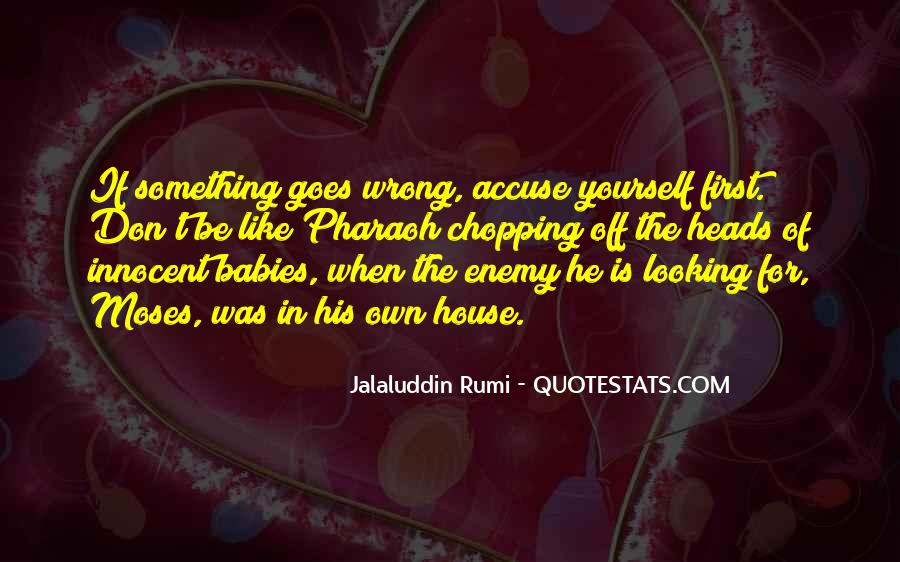 If Something Goes Wrong Quotes #1318375
