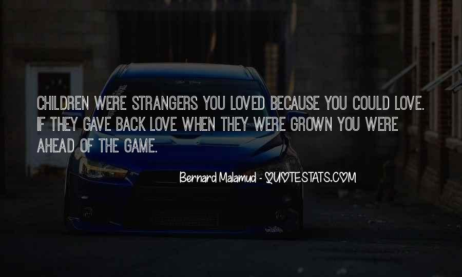 If They Love You Quotes #149437