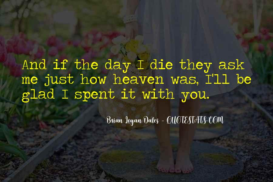 If They Love You Quotes #172194