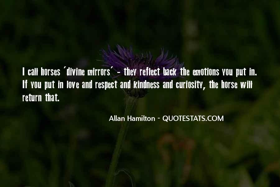 If They Respect You Quotes #1817807