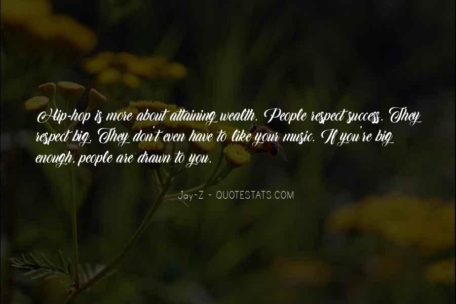If They Respect You Quotes #1853017