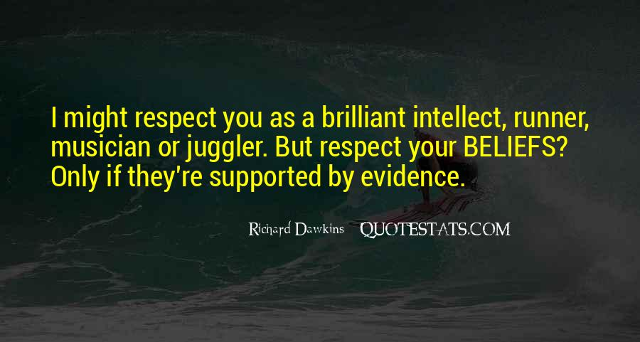 If They Respect You Quotes #496156