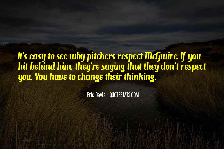 If They Respect You Quotes #633138