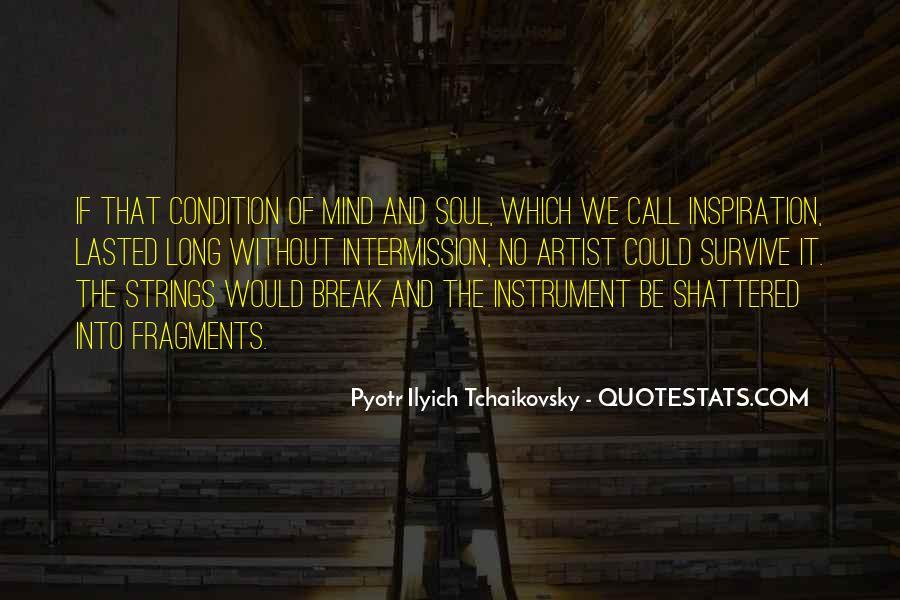 If We Break Up Quotes #10130
