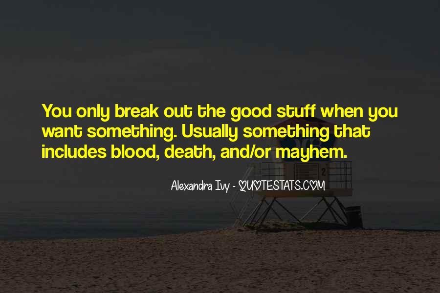 If We Break Up Quotes #1466