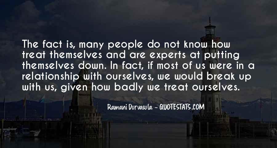 If We Break Up Quotes #1600265