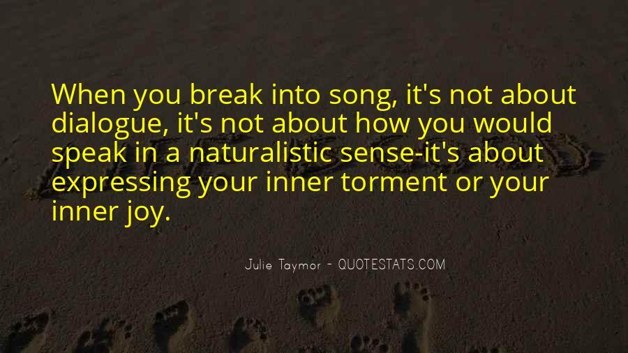 If We Break Up Quotes #1646
