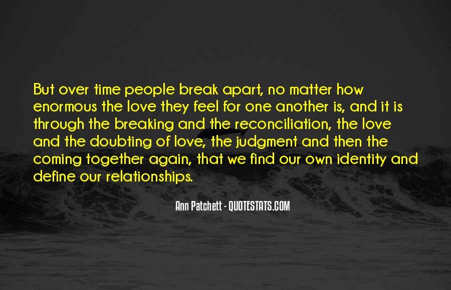 If We Break Up Quotes #3452