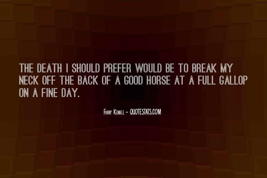 If We Break Up Quotes #4311
